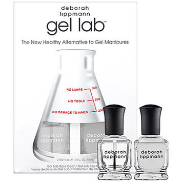 Deborah Lippmann Gel Lab Base and Top Coat, .05 oz