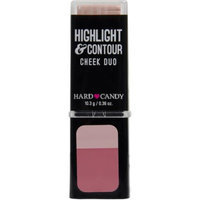 Hard Candy Cheeks & Balances Highlight & Contour Cheek Duo, 0.36 oz