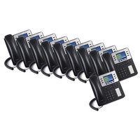 Grandstream GXP2130 (10-Pack) 3 Line Enterprise IP Phone