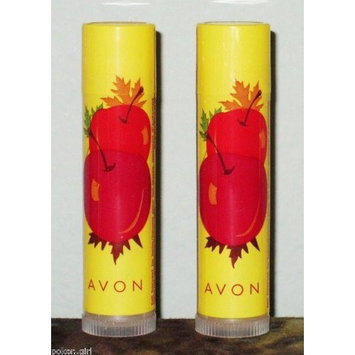 Avon Fall Harvest Lip Balm Caramel Apple