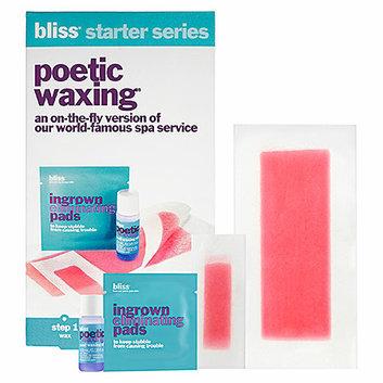 Bliss Poetic Waxing