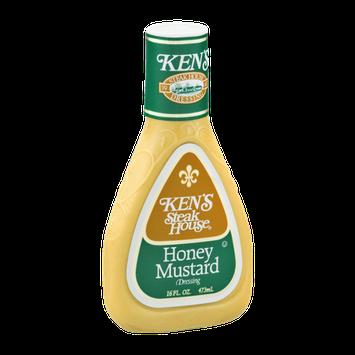 Ken's Steak House Dressing Honey Mustard