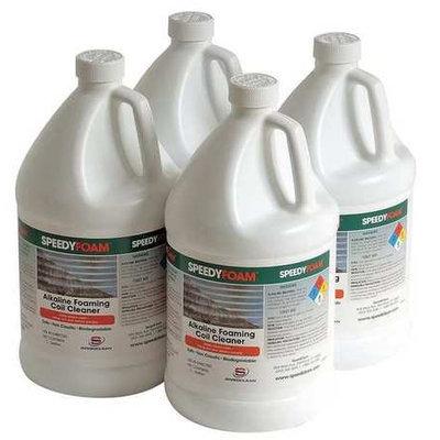 SPEEDCLEAN SC-FCC-4X1 Condenser Coil Cleaner,(4) 1 gal, PK4