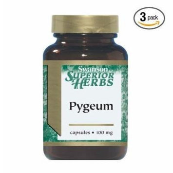 Swanson Pygeum 100 mg 120 Caps (1)