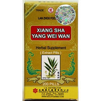 Xiang Sha Yang Wei Wan (200 Pills) - 16oz (Pack of 1)