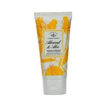Caswell Massey Almond & Aloe Hand Cream - 75ml/2.5oz
