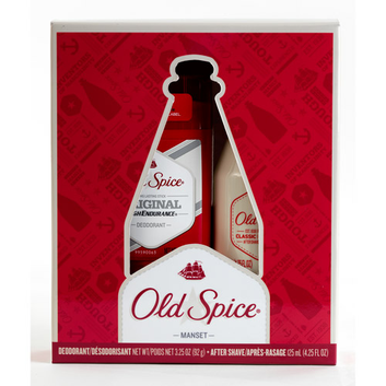 Old Spice Men's Classic Collection Gift Set