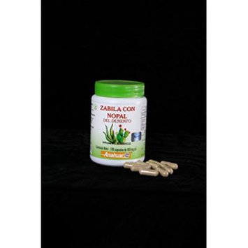Zabila Con Nopal Anahuac Helps Reduce Weight, Regulate Your Digestive System Gastritis and Constipation.