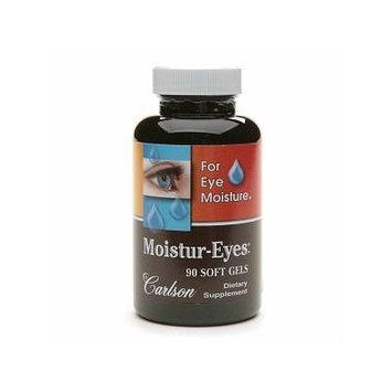 Carlson Moistur-Eyes, softgels 90 ea