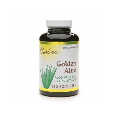 Carlson Golden Aloe, softgels 180 ea
