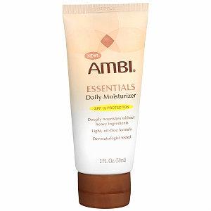 Ambi Essentials Daily Moisturizer SPF 15 Protection