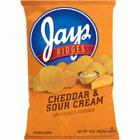 Jays Ridges Cheddar & Sour Cream Potato Chips