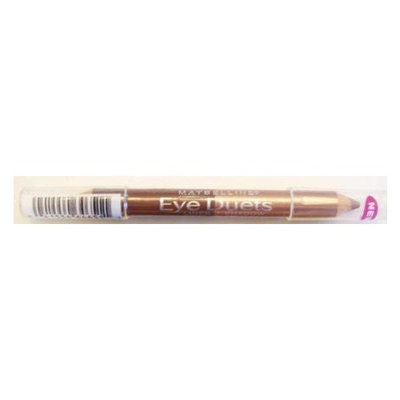 Maybelline Eye Duets Liner/Shadow, Double Latte.