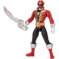Power Rangers Deluxe FX Super Mega Red Ranger