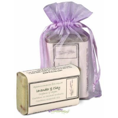 E3Live - E3 Soap - Lavender & Clay Soap - 4 oz