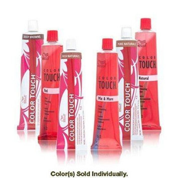 Wella Color Touch Multidimensional Demi-Permanent Color 1:2 9/03 Very Light Blonde/Natural G