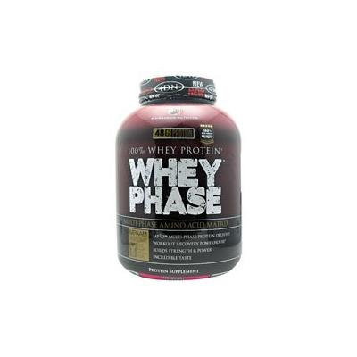 4 Dimension Nutrition, Whey Phase Strawberry 5 lbs.