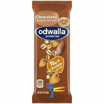 Odwalla Bars Chocolate Peanut Butter Protein 2 Oz Bars (15 Pack)