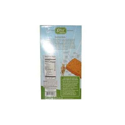 GNU Foods Flavor and Fiber Lemon Ginger 16 Bars