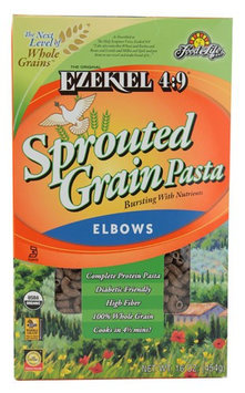 Food For Life Ezekiel 4:9 Sprouted Grain Pasta Elbow 16 oz