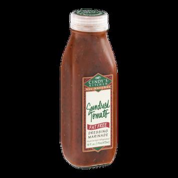 Cindy's Kitchen Dressing Marinade Sundried Tomato Fat Free