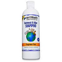 Earthbath Oatmeal & Aloe Shampoo - Fragrance Free