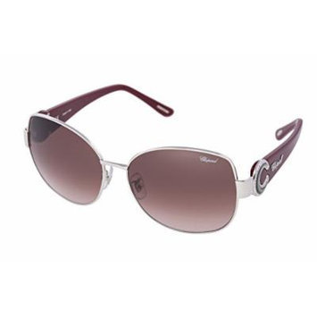 Chopard SCH957 Sunglasses Color 0H48