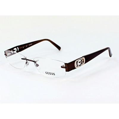 Guess frame GU 2251 BRN Acetate - Rhinestones Brown