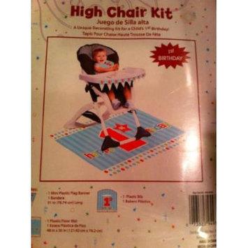 1st Birthday High Chair Celebration Kit