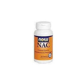 NAC - 600 mg - N-Acetyl Cysteine - with Selenium and Molybdenum - 1...
