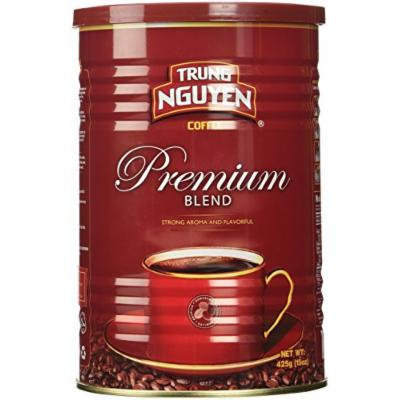 2 (Two) CANS of Trung Nguyen PREMIUM BLEND Vietnamese coffee - 15 oz/425g can