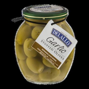Delallo Garlic Stuffed Olives