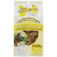 The Lazy Dog Cookie Co Inc Barkin' for Bananas, 7 Ounce Boxes (Pack of 3)