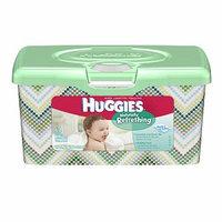 Huggies® Naturally Refreshing Baby Wipes