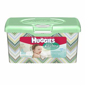 Huggies® Naturally Refreshing Baby Wipes