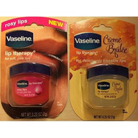 Vaseline Lip Therapy Creme Brulee & Rosy Lips