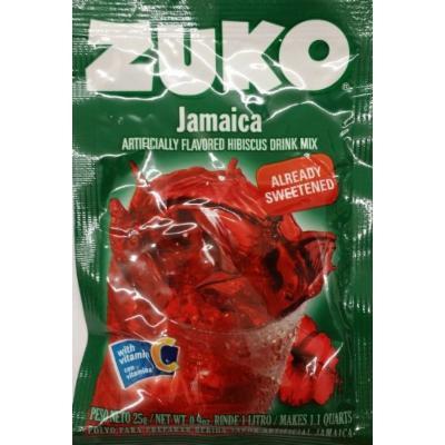 Zuko Drink Mix .9 Oz Packets (Pack of 12) (Jamaica)