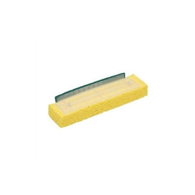 Rubbermaid Antimicrobial Cellulose Squeeze Mop Refill-FGG00412
