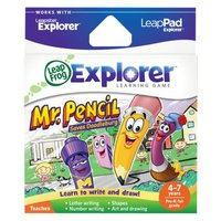 LeapFrog Explorer Learning Game - Mr. Pencil Saves Doodleburg