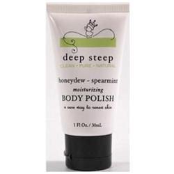 Deep Steep Body Polish Honeydew Spearmint Case Pack 24