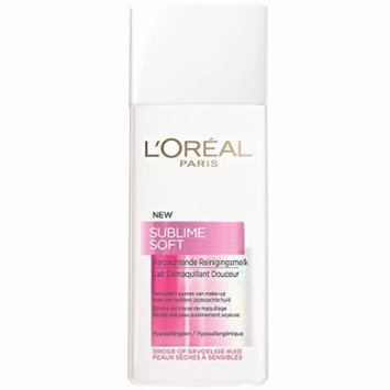 L'Oréal Paris Sublime Soft Cleansing Water Purifying Makeup Remover