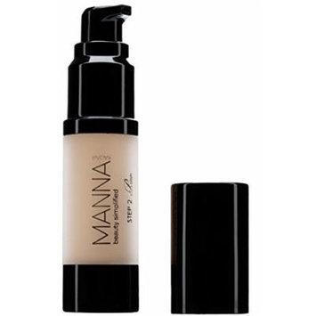 Manna Kadar Cosmetics Flawless Finish Foundation C2 Foundation - Matte