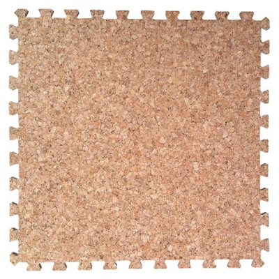 Tadpoles Cork Laminate Playmat Set by