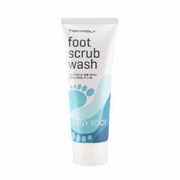 [Tonymoly] NEW Shiny Foot Scrub Wash 100ml