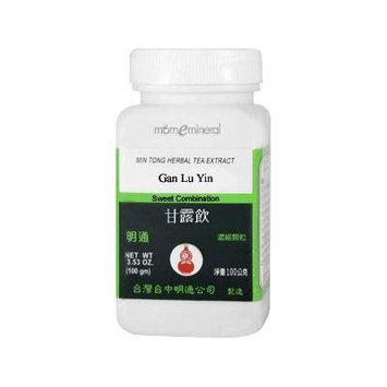 Min Tong - Gan Lu Yin 100 gms