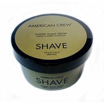 American Crew Classic Shave Cream 5.3 Oz. /150 g. Extra Close & Comfortable Shave