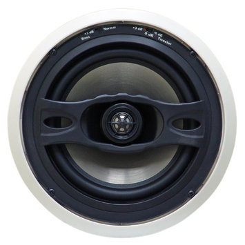 Ubd UBD In-ceiling Two-way 6-inch Speakers (Set of 2)
