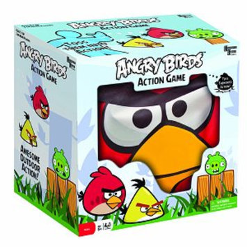 University Games Angry Birds Outdoor Action Game