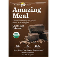 Amazing Grass Amazing Meal Chocolate Infusion Single Serve Packet