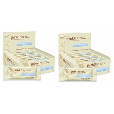 thinkThin White Chocolate High Protein Bars